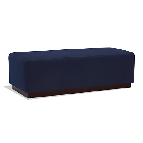 MODERN HOLLYWOOD BED BENCH