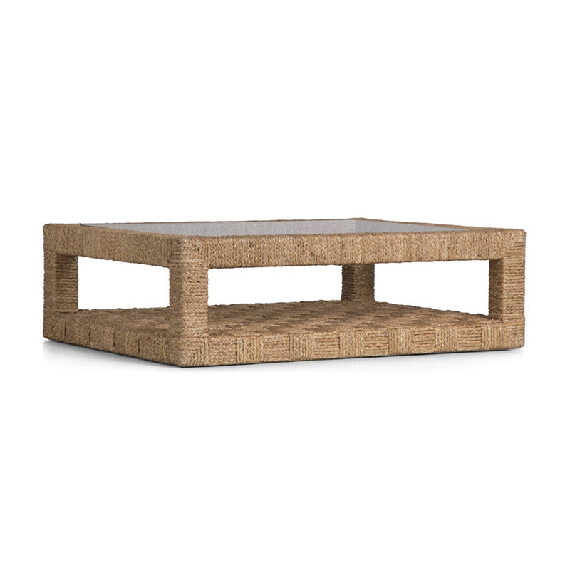 BARTLETT WOVEN COCKTAIL TABLE