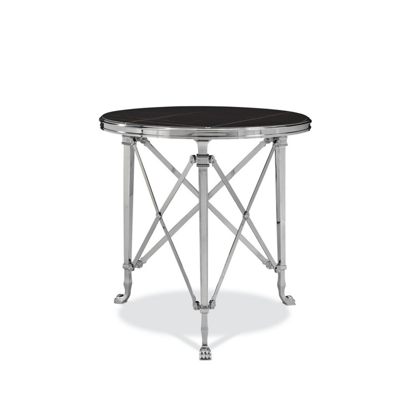 CANNES GUERIDON TABLE, BLACK