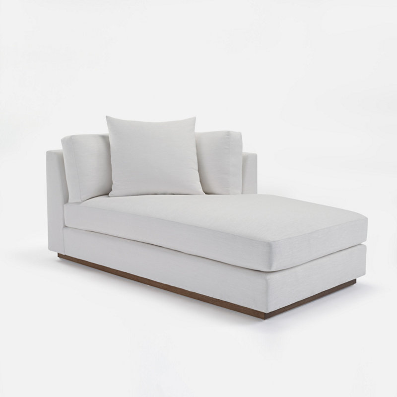 DESERT MODERN SECTIONAL CHAISE