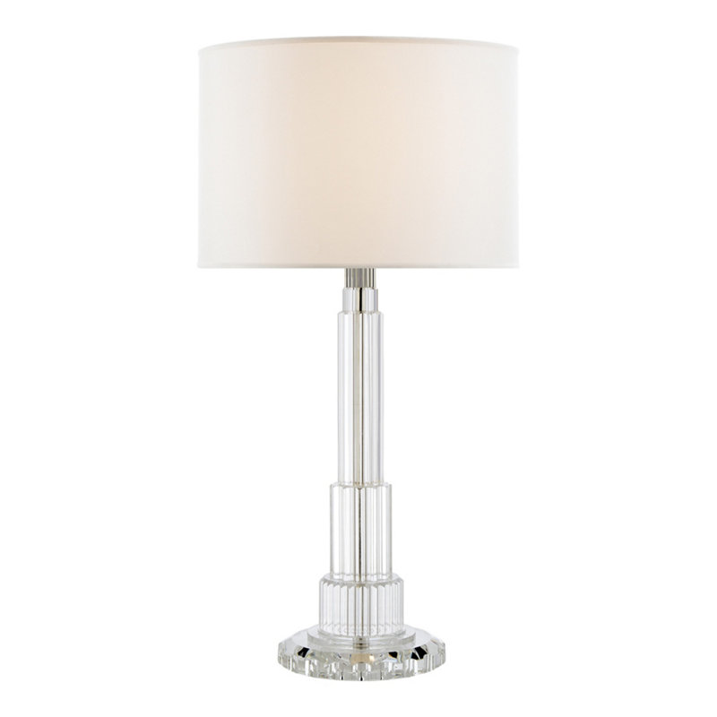 BRIGGS TABLE LAMP - CRYSTAL