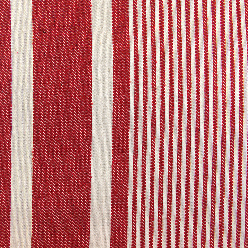 Real Stripe Red